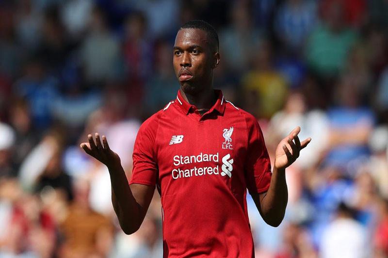 FA denda penyerang Liverpool Sturrige karena perjuadian