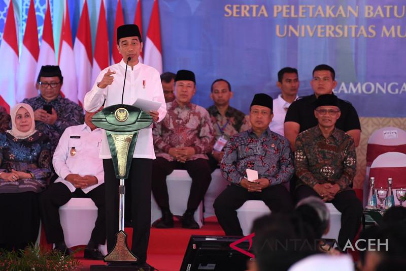 """Presiden usulkan pendirian """"Fakultas Kelapa Sawit"""""""