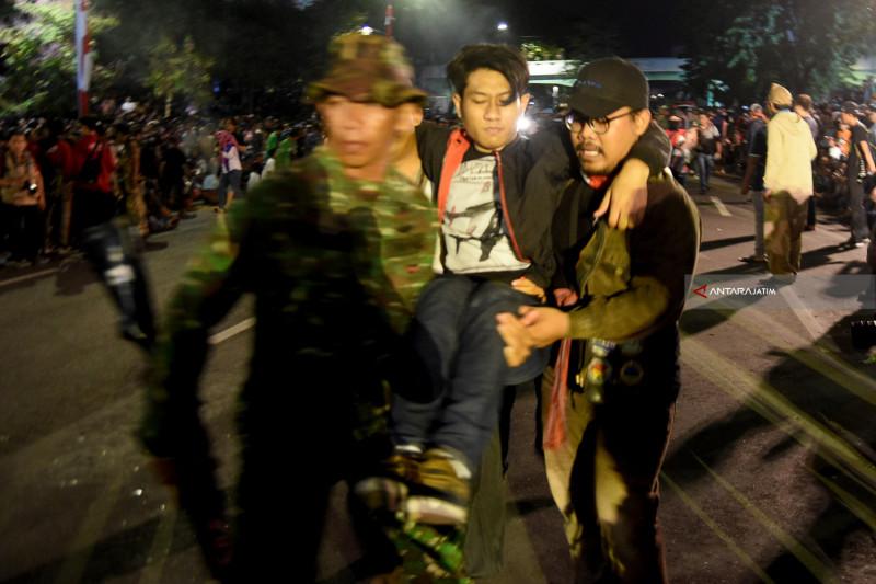 Menhub sesalkan insiden Surabaya membara