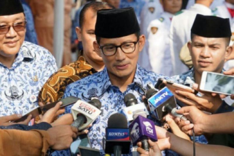 Sandiaga resmikan Sekber Prabowo-Sandi di Aceh