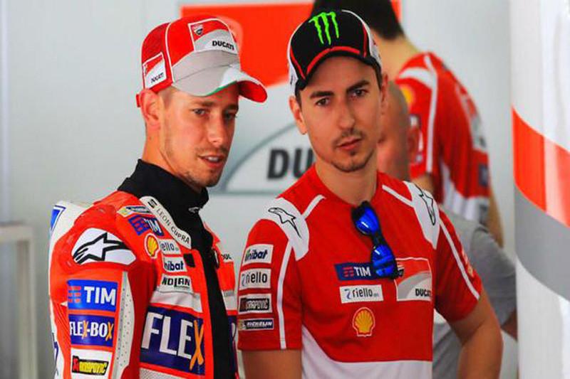 Ducati akhiri kolaborasi dengan Stoner