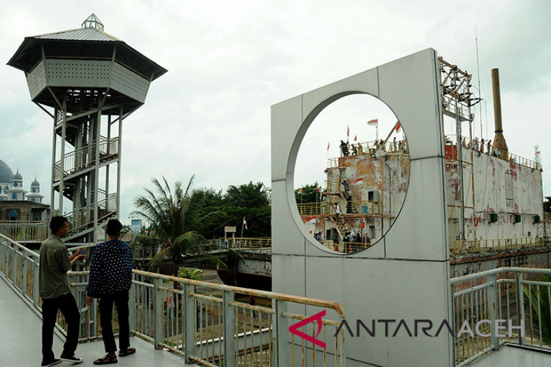 Target kunjungan Wisman di Aceh