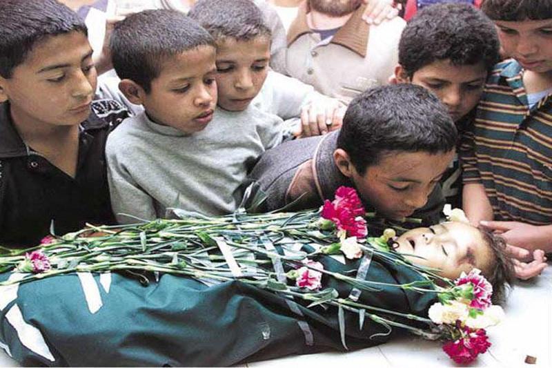 NGO: 52 anak Palestina tewas oleh tentara Israel tahun ini