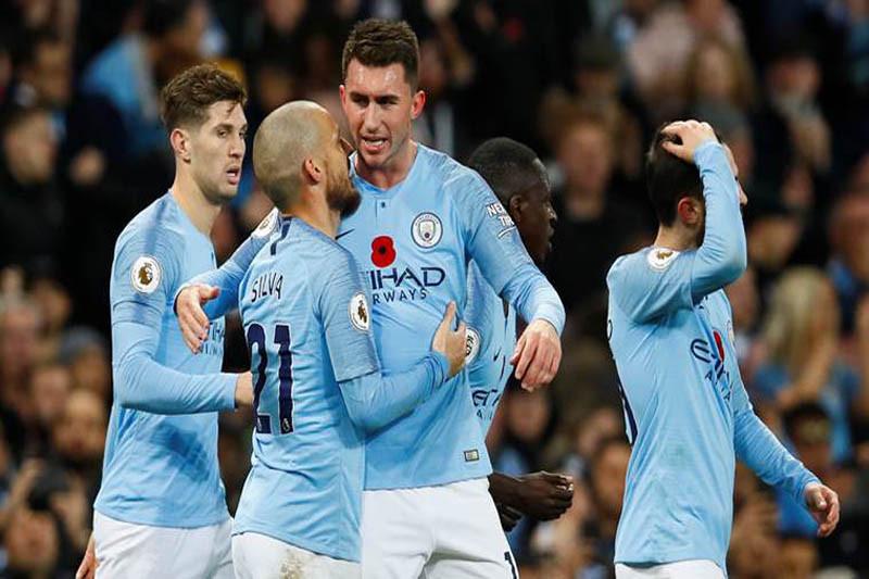 City kalahkan MU dalam laga derby Manchester