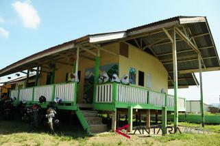 Desa Blang Krueng-pun miliki sekolah swadaya