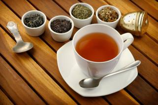 Teknik menyeduh untuk hasilkan teh enak