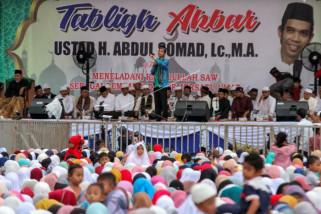 Survei nasehat Abdul Somad paling banyak diikuti umat