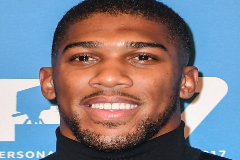 Joshua siap hadapi Wilder pada April 2019