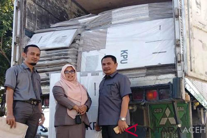 Aceh Barat masih kurang 28 kotak suara