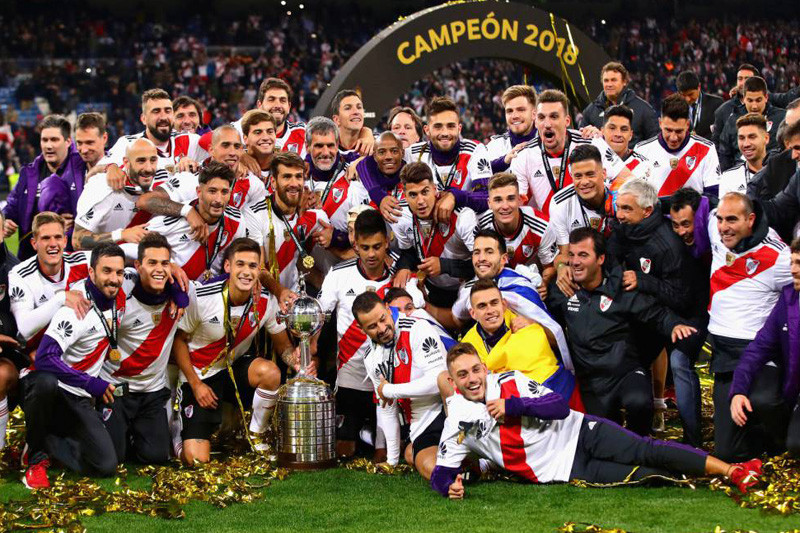River Plate juara Libertadores setelah tundukkan Boca