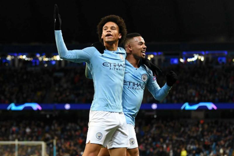 City makin dipuncak grup F Liga Champions