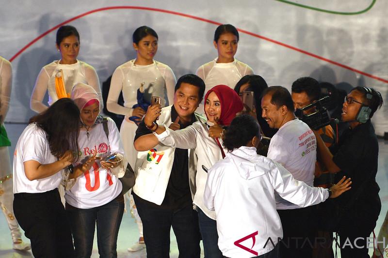 TKN targetkan Jokowi-Ma`ruf menang 60 persen di Aceh