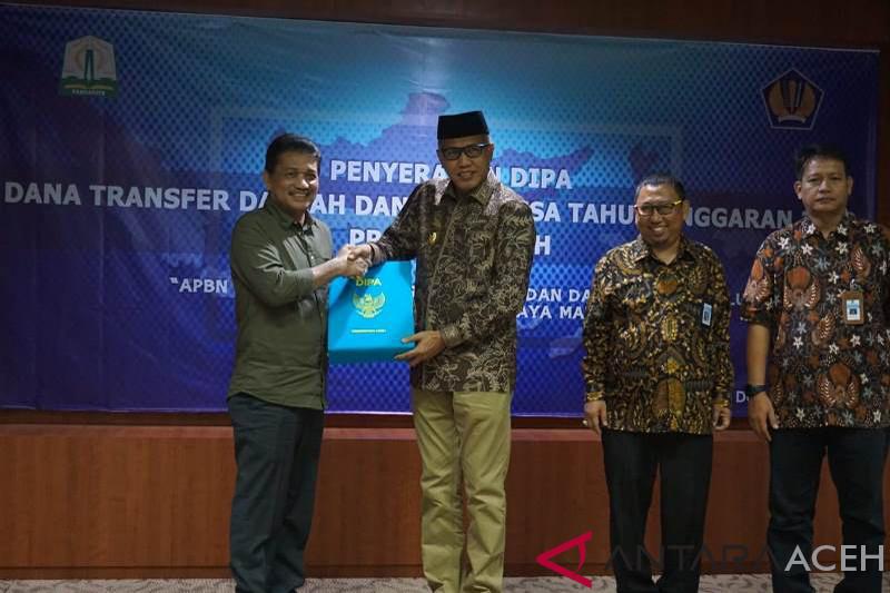 Ini rincian DIPA 2019 Aceh Tengah