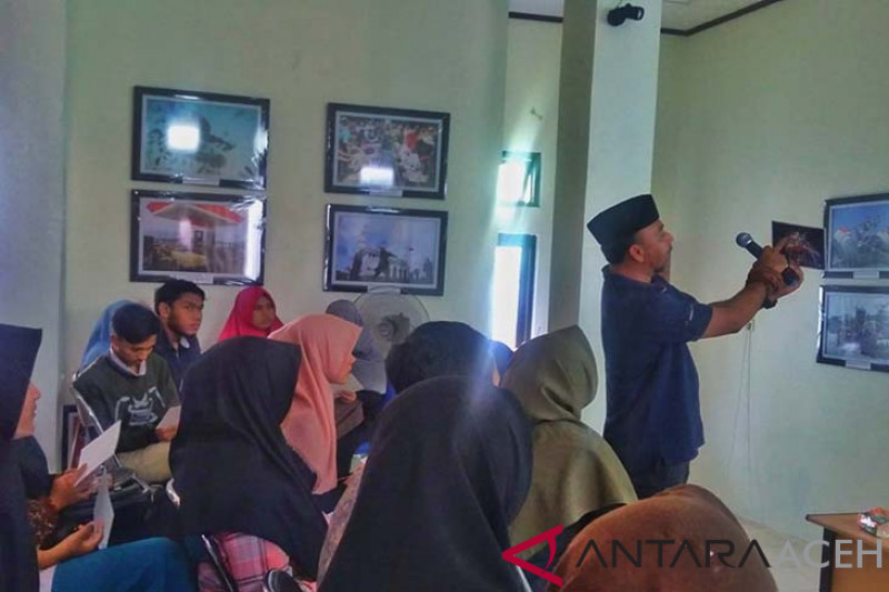 Workshop Jurnalistik LKBN Antara