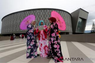 Peringatan 14 tahun tsunami diisi kegiatan seni