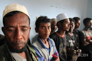 Imigrasi data 20 etnis Rohingya