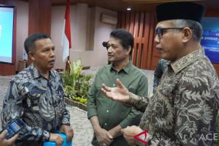 Wabup Aceh Tengah sampaikan kondisi bencana kepada Gubernur