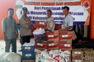 Pemerintah Aceh serahkan bantuan logistik korban banjir Subulussalam