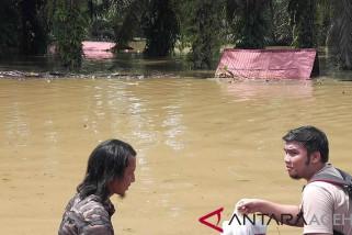Banjir capai tiga meter landa Aceh Selatan
