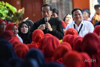 Kabar gembira dari Jokowi untuk keluarga sejahtera