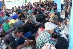 319 WNA di Tual Tunggu Proses Deportasi