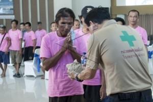 Imigrasi Ambon Pulangkan 69 Warga Thailand