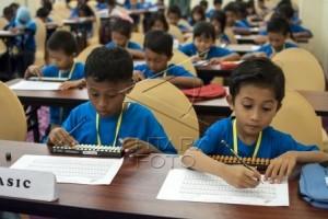 12 Siswa Wakili Maluku ke Kejuaraan Sempoa