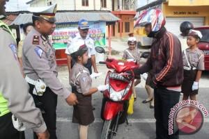 Polisi Imbau Masyarakat Budayakan Tertib Lalu Lintas
