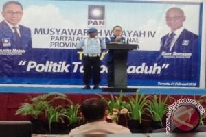 DPP Tidak Intervensi Muswil PAN Maluku Utara