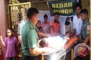 TNI Gelar Bakti Sosial Donor Darah