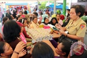 Warga Ambon Serbu Pasar Murah Ramadhan