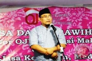 OJK Maluku Sosialisasi Dampak Investasi Ilegal