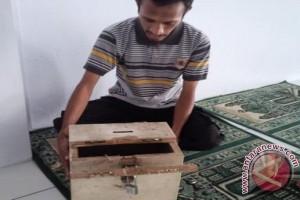 Komplotan Pencuri Gasak Uang Masjid di Ternate