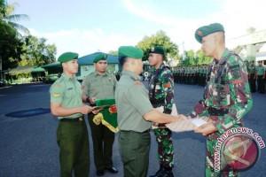 Tentara Sita Puluhan Senjata Rakitan di Malut