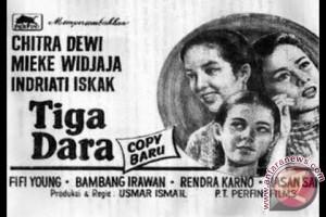 """""""Tiga Dara"""" Umar Ismail Tayang di Bioskop"""