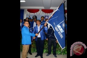 Pelantikan DPW PAN Maluku