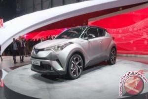 Toyota Kaji Pasar Indonesia Sebelum Luncurkan C-HR