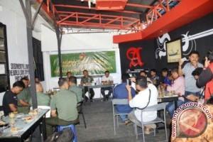 Danrem: TNI dan Pers Harus Jaga Keakraban