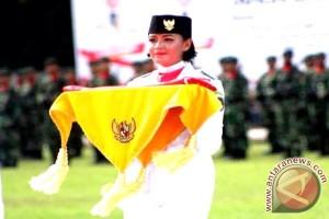 Meylita Bahagia Terpilih Sebagai Paskibraka Maluku