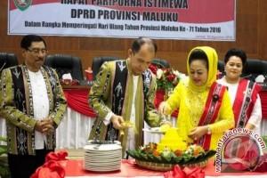 Gubernur Berharap Maluku Jadi Provinsi Kebanggaan