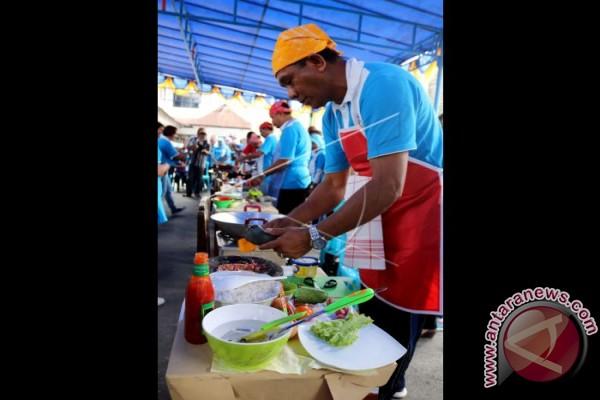 Lomba Memasak Sambut HUT ke-441 Kota Ambon