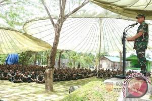 Pangdam Pattimura Minta Program Emas Biru Digalakkan