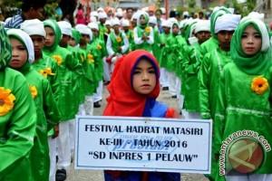 Pelauw Songsong Idul Adha dengan Festival Hadrat