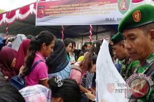 Kodam XVI/Pattimura Gelar Pelatihan Pengolahan Kelapa