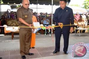 Bupati Maluku Tenggara Resmikan Pasar Higienis Langgur