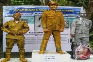 Replika Patung Karel Satsuit Tubun Dipamerkan Kembali