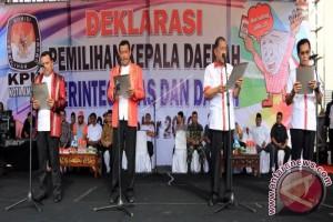 Pemenang Pilkada Kota Ambon Sulit Diprediksi