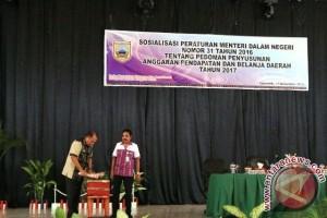 BPKAD MTB Sosialisasi Permendagri 31 Tahun 2016