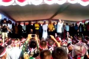 Kodam XVI/Pattimura Gelar Apel Nusantara Bersatu