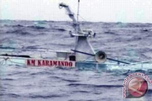 KM Karamando Tenggelam, Empat Orang Tewas